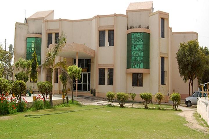 Modern Secular Public School-Campus