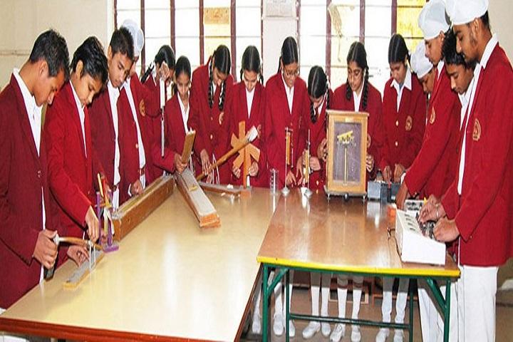 Modern Secular Public School-Physics Lab