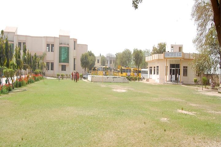 Modern Secular Public School-Play Ground