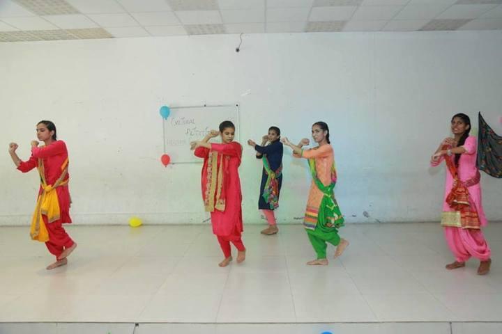 Modern Secular Public School-Dance