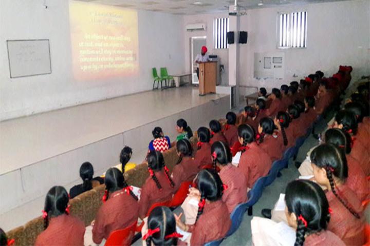Modern Secular Public School-Smart Class
