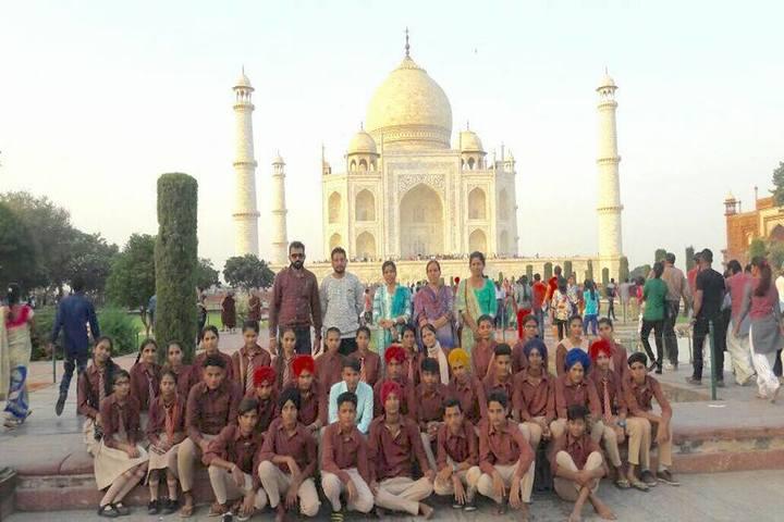 Modern Secular Public School-Tour