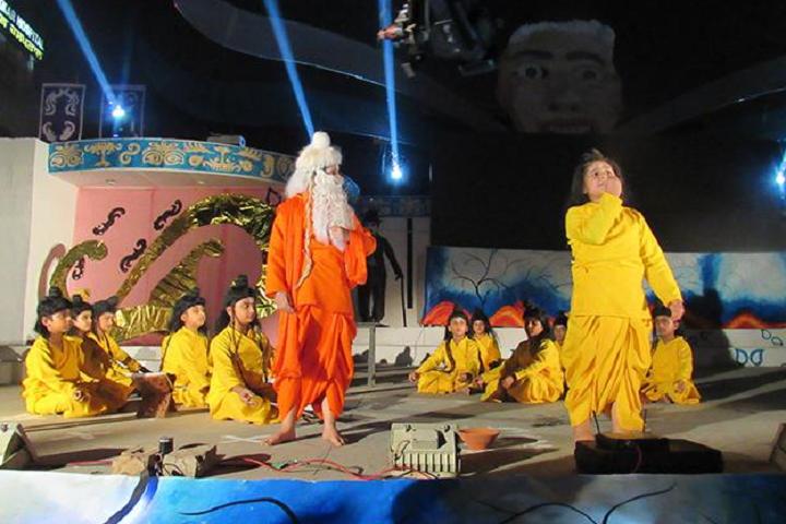 Montgomery Guru Nanak Public School-Drama