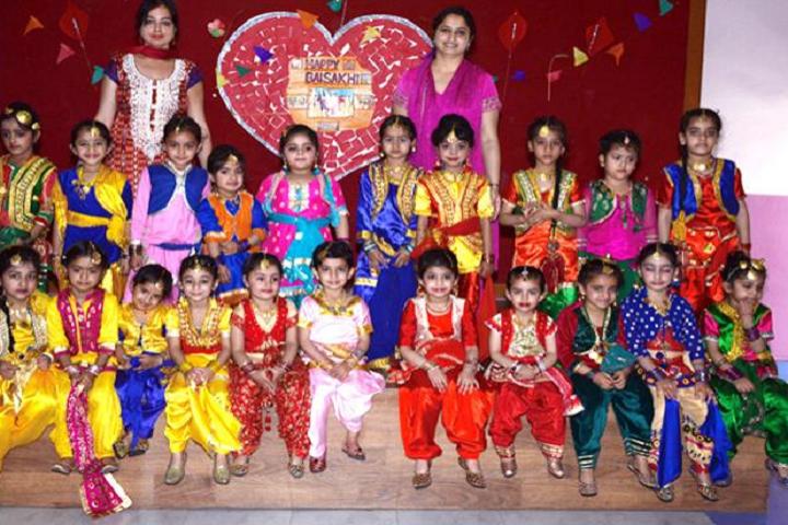 Montgomery Guru Nanak Public School-Event