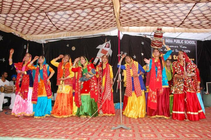 Mother India Public School-Annual day