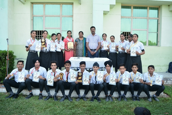 Mother India Public School-Awards