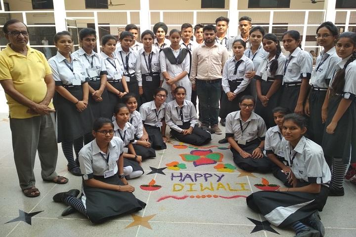 Mother India Public School-Diwali Celebrations