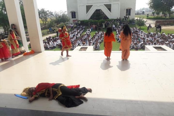 Mother India Public School-Drama