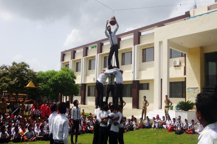 Mother India Public School-Events