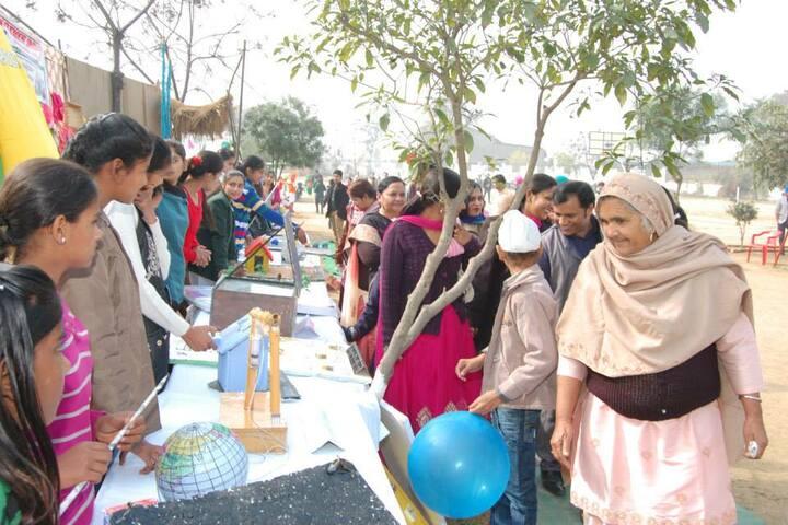 Mother India Public School-Exhibition