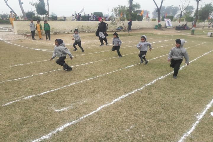 Mother India Public School-Games