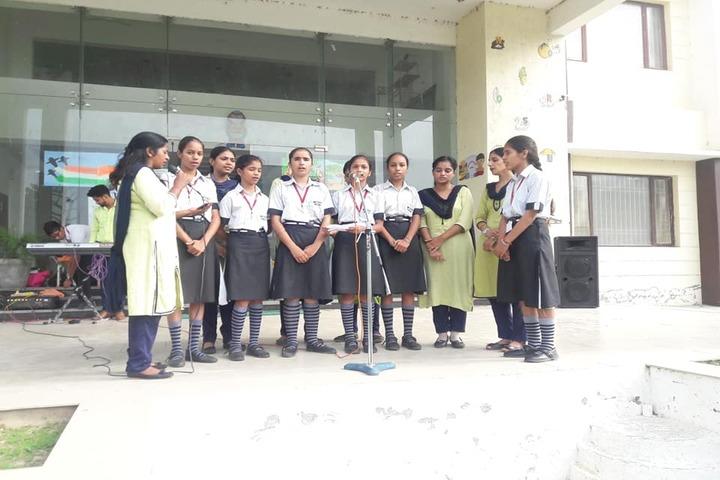 Mother India Public School-Singing