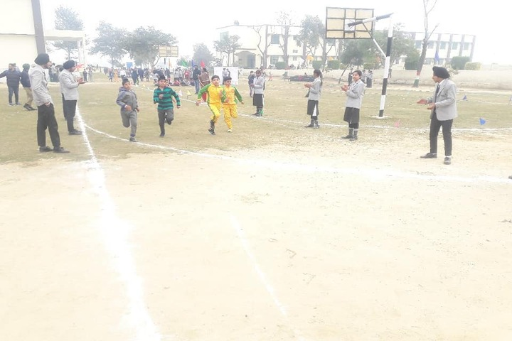 Mother India Public School-Sports