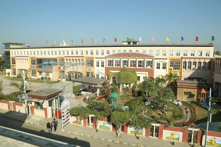 Mother Teacher Preparatory School-Campus-View