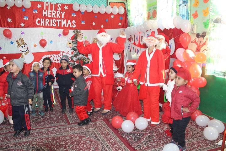 Mother Teacher Preparatory School-Events christmas