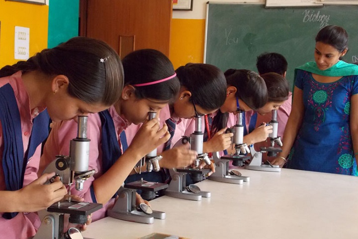 Mother Teacher Preparatory School-Laboratory Biology