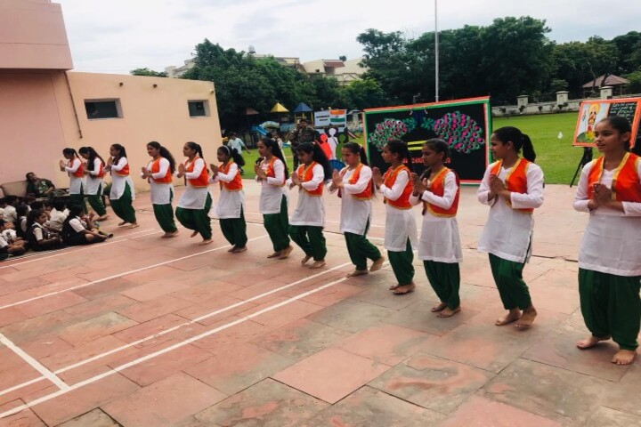 Mount Carmel School-Dance