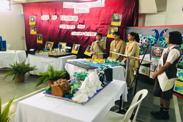 Mount Carmel School-Exhibition