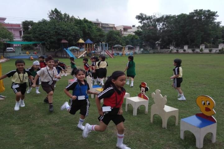 Mount Carmel School-Play Area