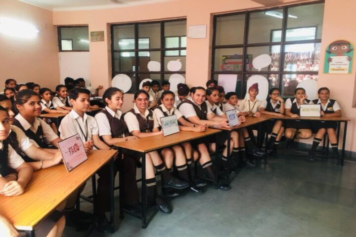 Mount Carmel School-Quiz Competition