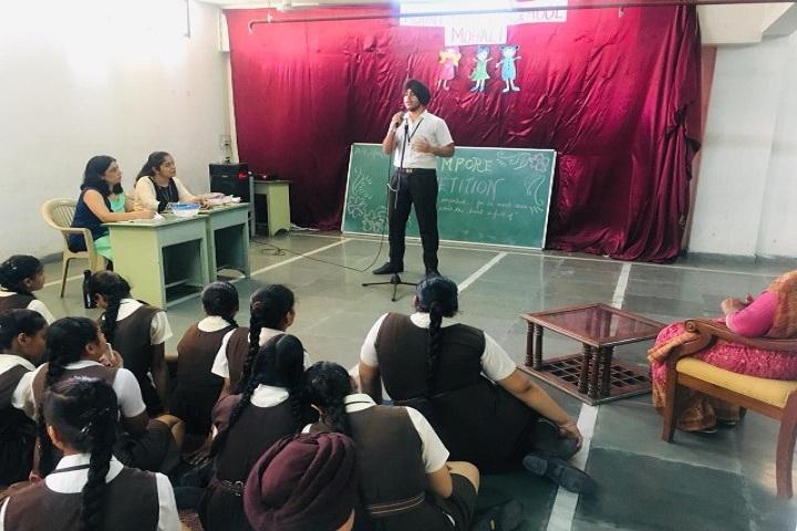 Mount Carmel School-Seminars