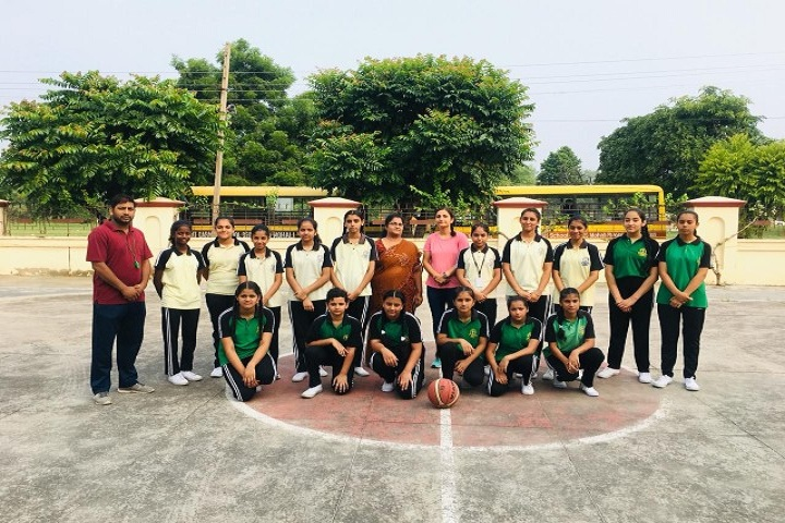 Mount Carmel School-Sports Team