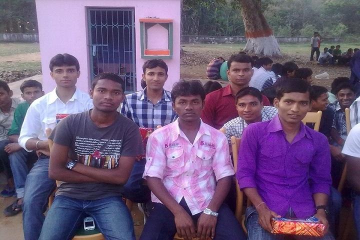 Jawahar Navodaya Vidayalaya-Students Group Photo