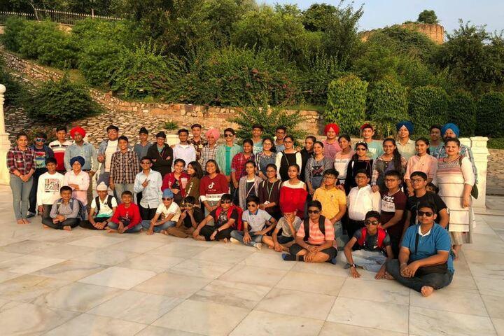Mount Litera Zee School-Education Trip