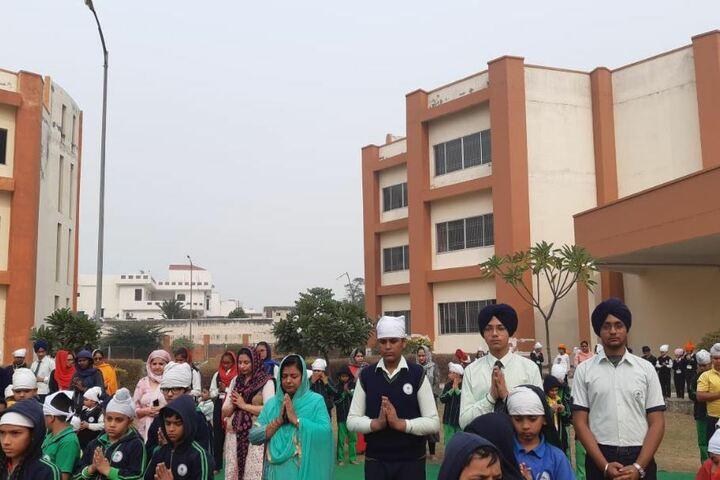 Mount Litera Zee School-Guru Nanak Jayanti