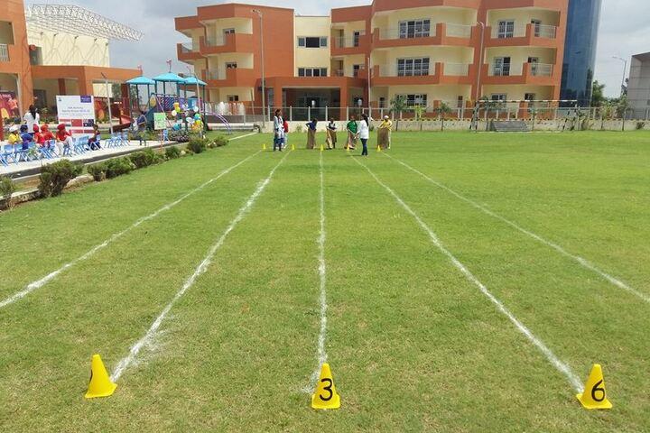 Mount Litera Zee School-Play Ground