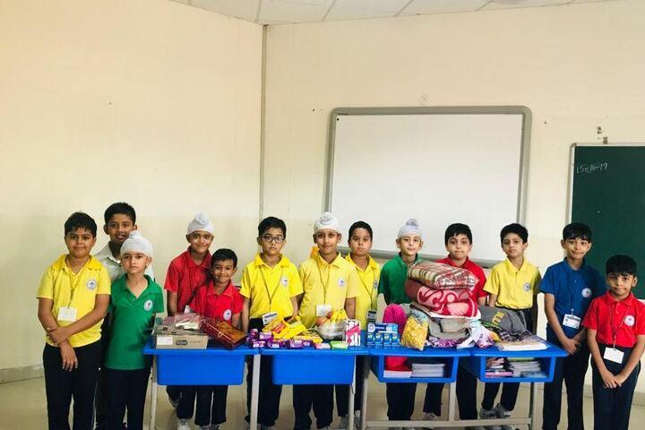 Mount Litera Zee School-Students