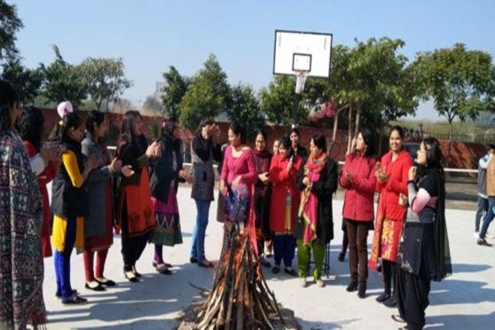Mount Litera Zee School-Boggi Festival Celebrations