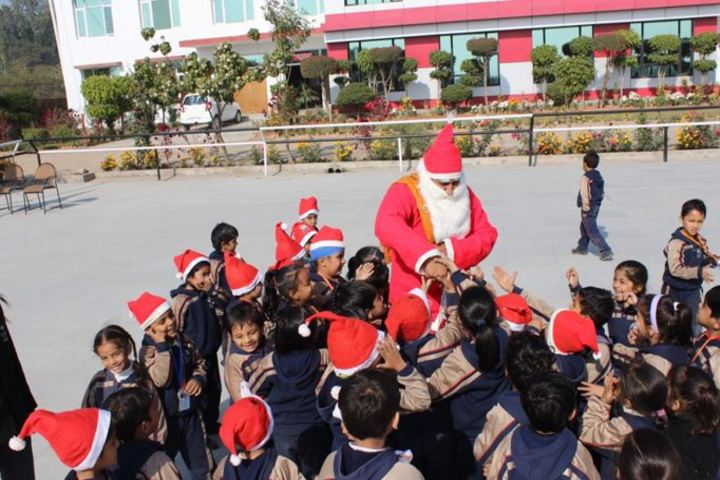 Mount Litera Zee School-Christmas Celebrations