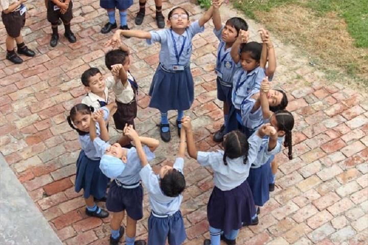 NRM Holy Heart Convent School-Play Area