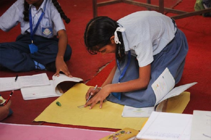 NRM Holy Heart Convent School-Student Project