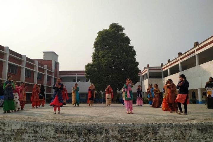 Nankana Sahib Public Senior Secondary School-Dance