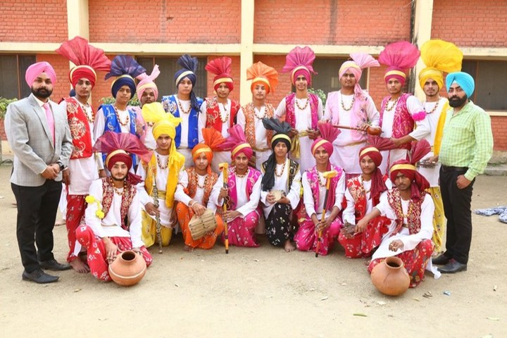 Nankana Sahib Public Senior Secondary School-Fancy Dress