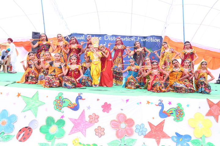 Nankana Sahib Public Senior Secondary School-Festival Celebration