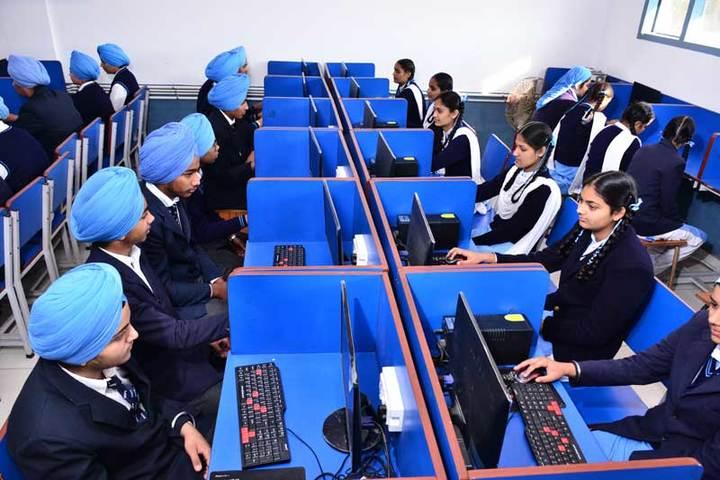 Nankana Sahib Senior Secondary School-Computer Lab