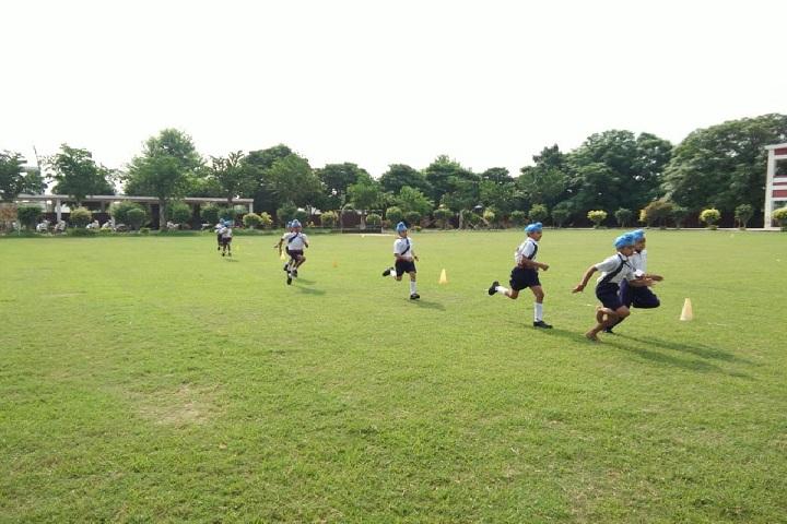 Nankana Sahib Senior Secondary School-Play Area