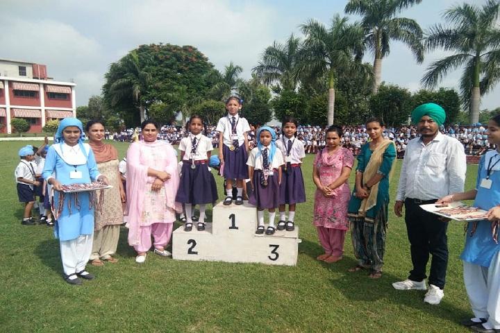 Nankana Sahib Senior Secondary School-Sports Champions