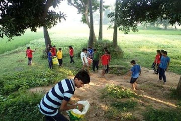 Jawahar Navodaya Vidyalaya -Plantations