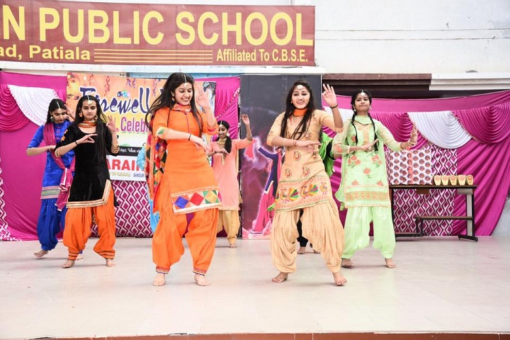Narain Public School-Dance Performance