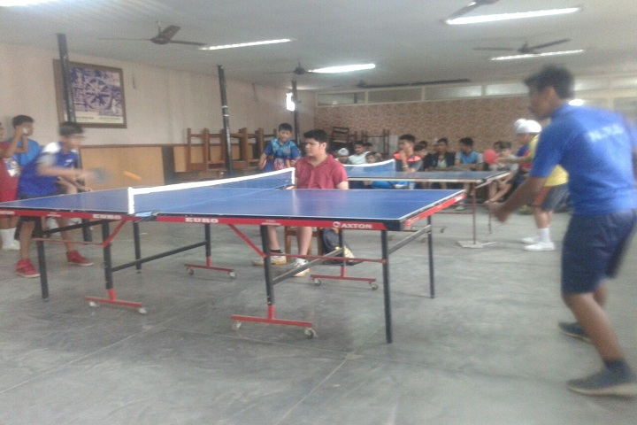 Narain Public School-Indoor Games