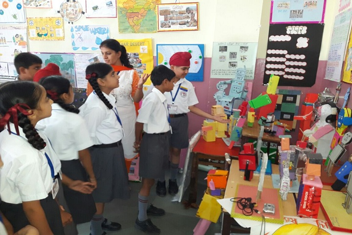 Narain Public School-Science Fair