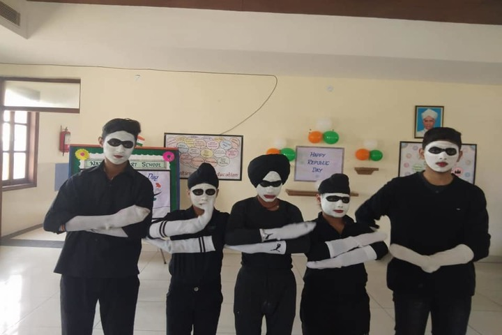 Narain Smart School-Mime