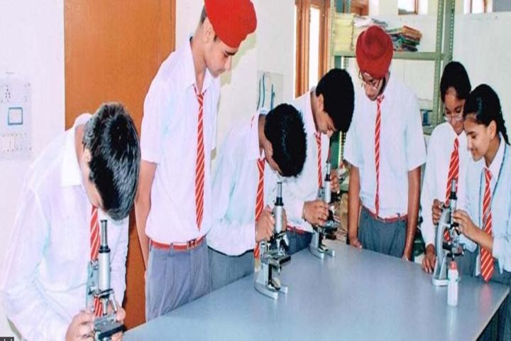 National Convent School-Biology Lab