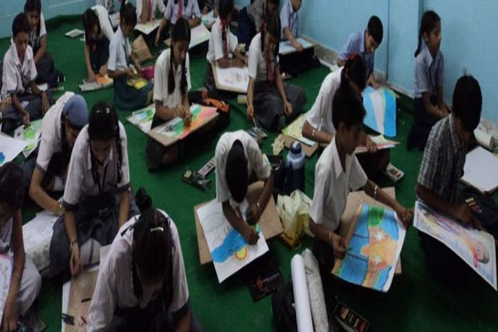 National Convent School-Drawing and Painting