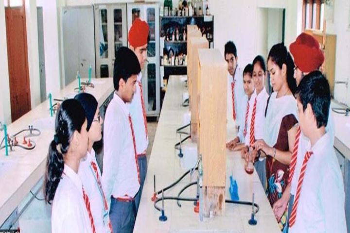 National Convent School-Physics Lab