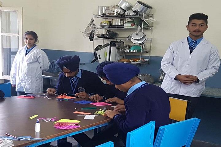 National Public School-Art and Craft